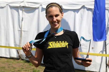 Thank you Honey Stinger for keeping me fueled. Love my caffeinated energy gels and energy chews